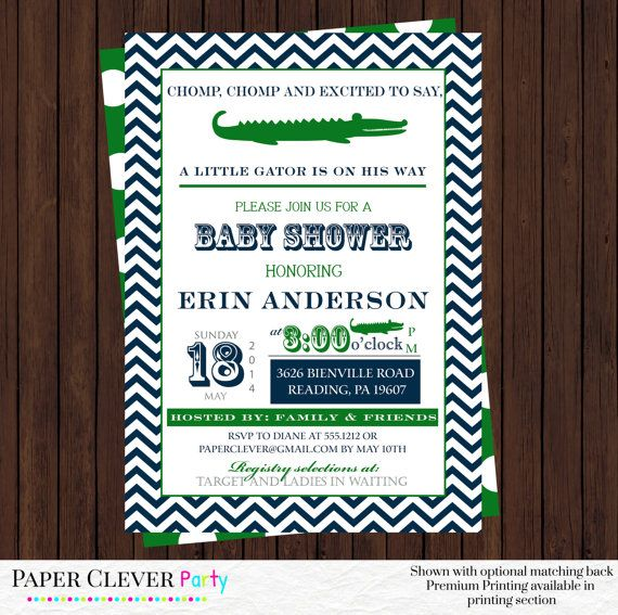 36 best baby shower invitations images on pinterest | baby shower, Baby shower invitations