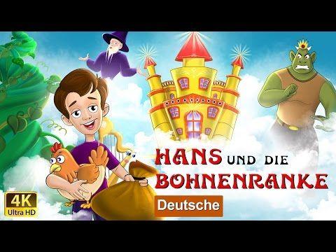 (1) Jack und die Bohnenstange Märchen - Gute nacht geschichten für Kinder - 4K UHD - YouTube