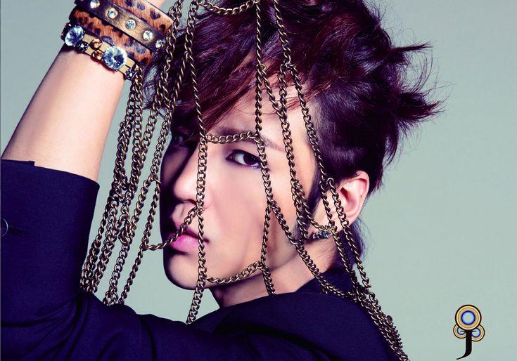 Jang Geun Suk i love