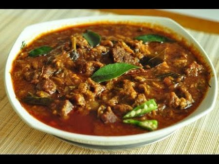 BEEF CURRY THATTUKADA STYLE / NADAN BEEF CURRY