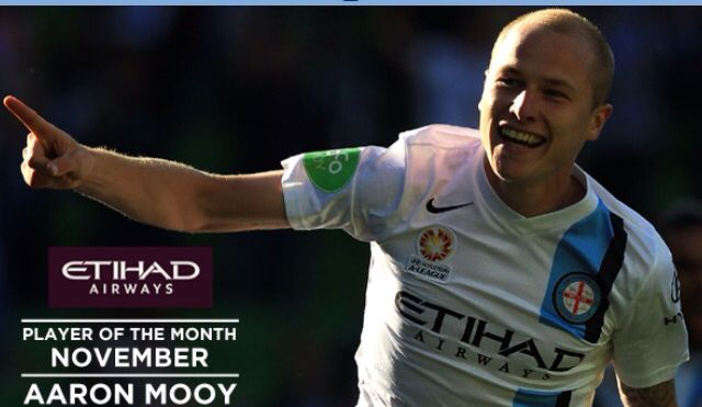 Aaron Mooy the best