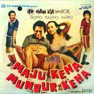 "Film "" Maju Kena Mundur Kena"" (1982)"