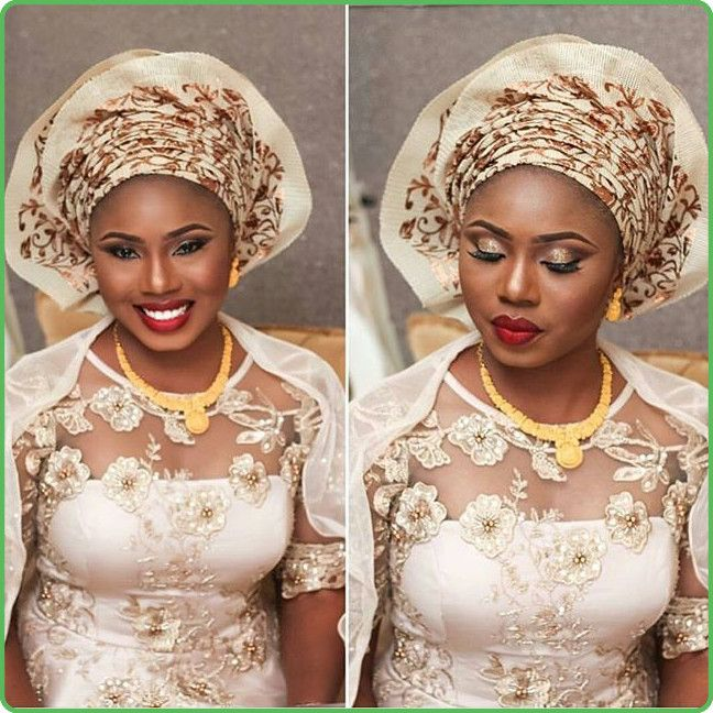 brown asoebiinspiration asoebicrush asoebi gele asoebicrush