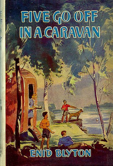 What a great story by Enid Blyton