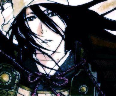 Mi papi Byakuya ❤️