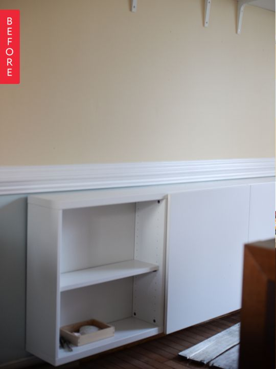 Before & After: A Year of IKEA Hacks — Best of 2015   Apartment Therapy