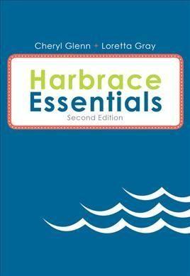 Harbrace Essentials + Overview Updates from the MLA Handbook