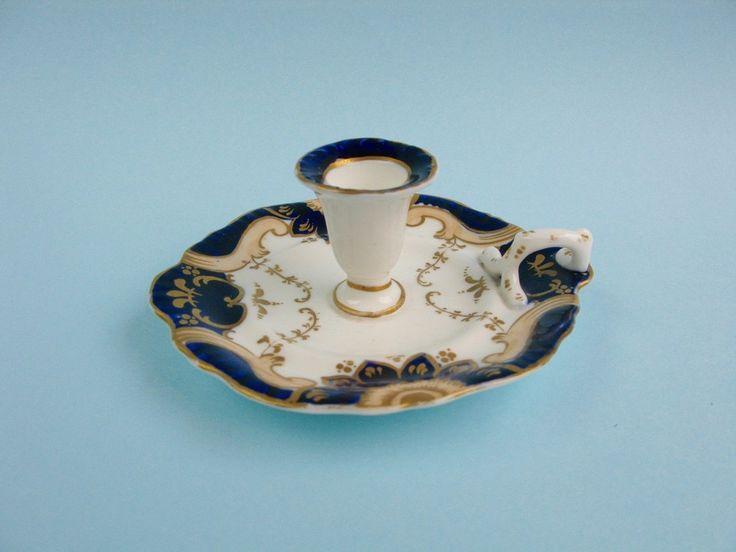 Alcock chamberstick. Circa 1830 | eBay 2/2930