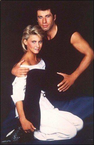 Olivia Newton John & John Travolta
