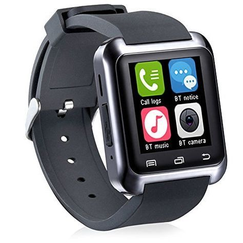 Singe Bluetooth 4.0 Smart Watch Bracelet for Smartphones Android Samsung S3/S4/S5 Note 2/Note 3 Note 4 HTC Sony-Black  #2note #android #Bluetooth #bracelet #Note #S3/S4/S5 #Samsung #Singe #Smart #smartphones #SonyBlack #Watch MonitorWatches.com