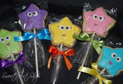 Dora Cookies!, para los adultos! Llevan regalito. Se merecen un detallito jejeje