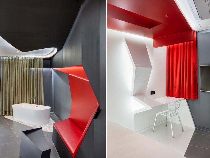 seungmo lim libertango boutique hotel room korea designboom