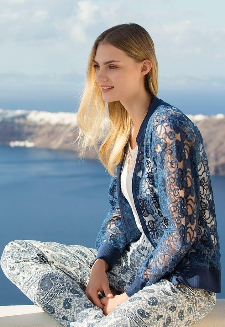 Miss Loren 1314 Bayan 3'lü Pijama Takım #markhacom #alisveris #bayan #ilkbahar #bahar #yaz #yazlık #giyim #kadın #moda #fashion #trend #kombin #pijama #evgiyimi #fashion #white #style #holidaywear