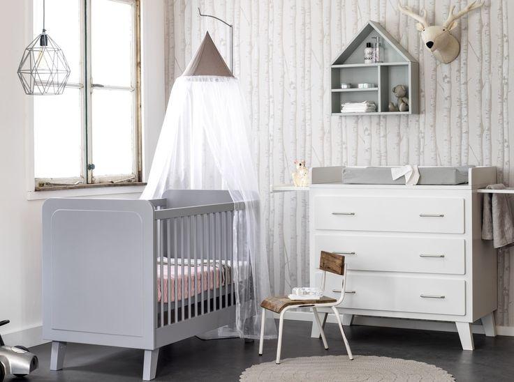 Mooie Scandinavische retro Babykamer Scandi - Coming Kids. Online te koop bij: Baby Max.