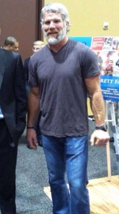 You have to see what Brett Favre looks like today | FOX Sports on MSN
