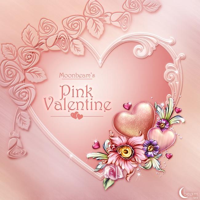 Moonbeam1212 S Pink Valentine Jaguarwoman Rare