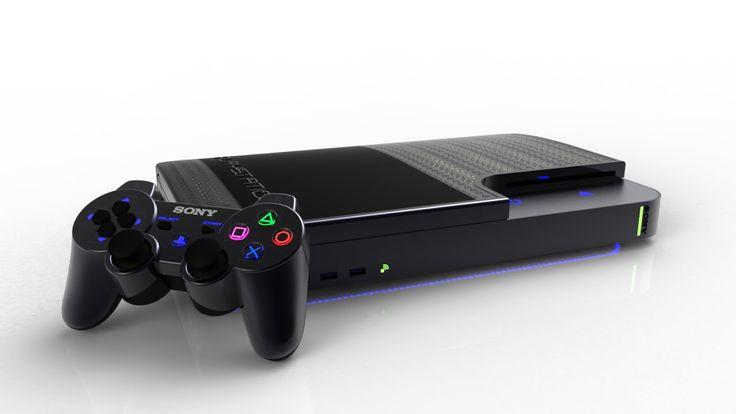 ¿Será así el próximo #PlayStation4?