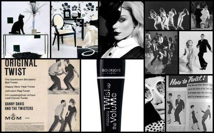 Bourjois collage