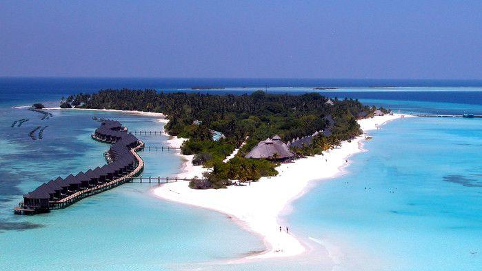 Maldiverna - Paradiset!