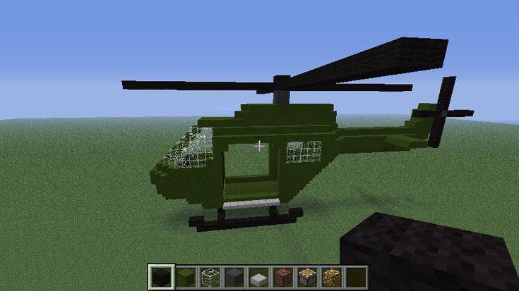 смотреть как мод майнкрафт на 1.8 военные вертолеты #9