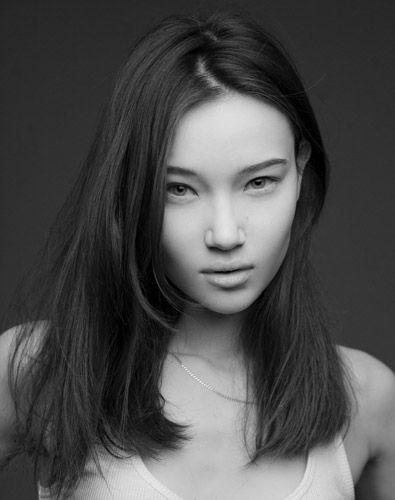 Sveta Barbachakova. Eurasian descent. Wow... - Gabriella