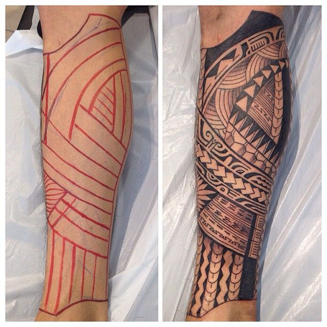 KEAHI RAIKES @keahitattoo Instagram photos | Websta