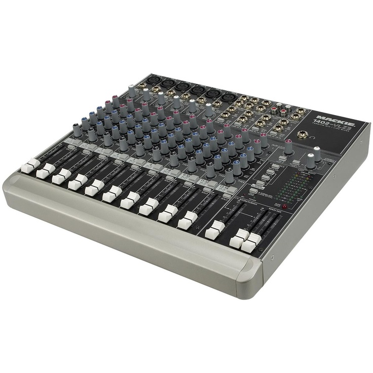 Mackie 1402 VLZ3 Series Compact Mixer