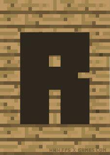 Minecraft Printable Happy Birthday Banner ~ FPSX Games