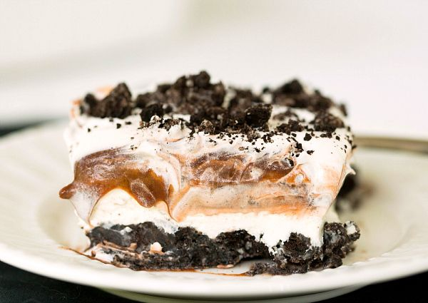 No-Bake Oreo Layer Dessert | Brown Eyed Baker