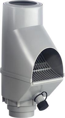 3P Technik Filtersysteme GmbH - Separador de folhos com saída para enchimento de reservatório