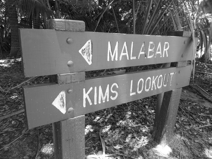 Enjoy walking tracks on Lord Howe Island