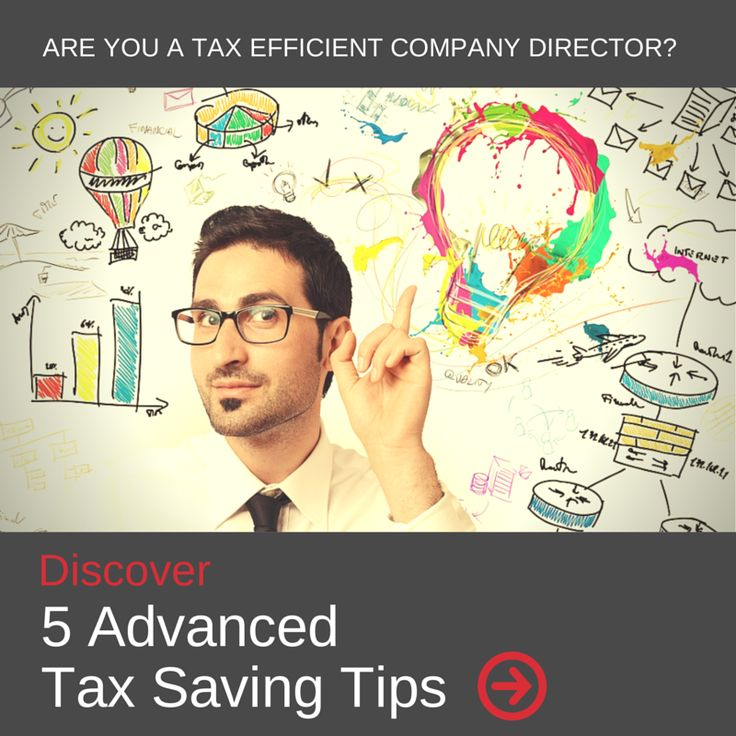 Ensure you are taking advantage of all the tax efficiencies you can with these 5 tax tips!