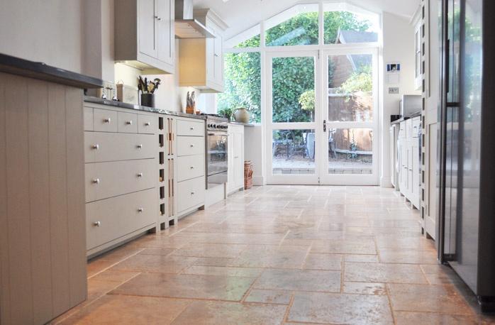 Neptune Kitchen Dove Grey