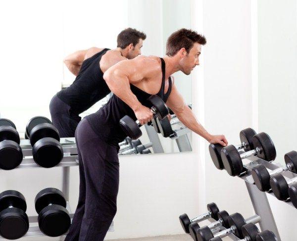 3 Effective Dumbbell Upper Back Exercises