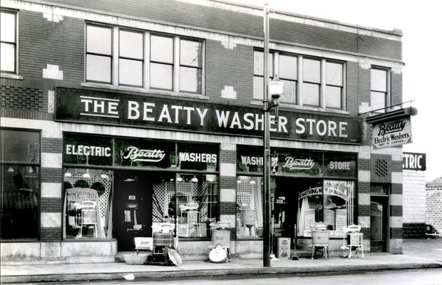 The Beatty Washer Store, on Wyandotte St. (The Windsor Star-FILE)