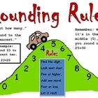 Rounding Rules Poster (For Elementary)