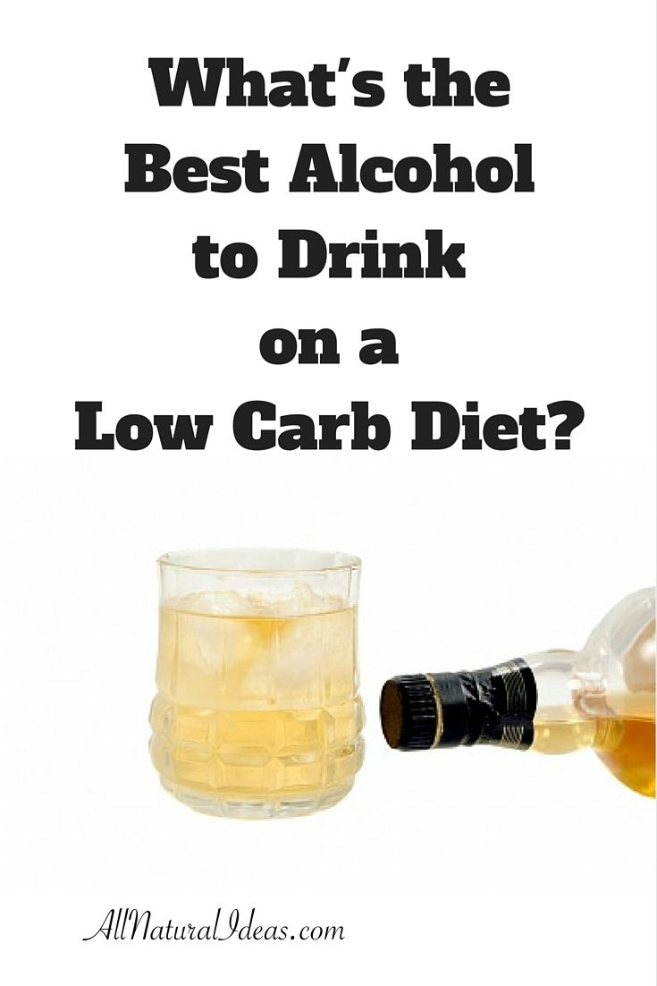 You may wonder whether drinking alcohol on a low carb diet is allowed. It really depends on the beverage as some alcoholic drinks are better than others.