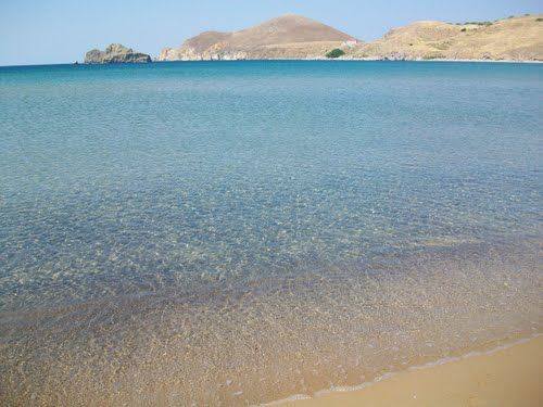 Submerge in the transparent waters of Thanos Beach in Limnos Island!  ‪#‎thanosbeach‬ ‪#‎limnos‬ ‪#‎limnosbeaches‬ ‪#‎greece‬ ‪#‎northaegean‬ ‪#‎travel‬ ‪#‎greeksummer‬