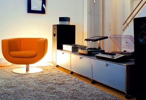 ber ideen zu usm haller sideboard auf pinterest. Black Bedroom Furniture Sets. Home Design Ideas