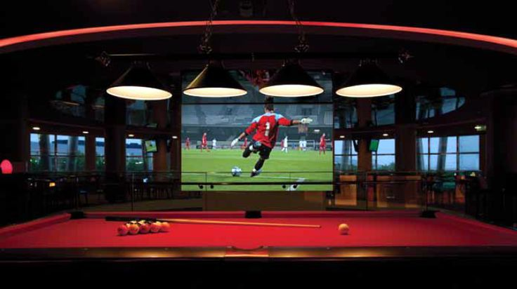 Qube Sports Bar at The Meydan Hotel