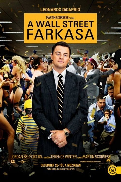 Watch The Wolf of Wall Street (2013) Full Movie Online Free