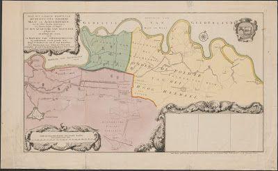15. Bezoeker Paul kiest: een historische kaart