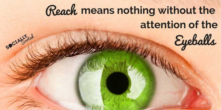Reach means nothing without the attention of the eyeballs   http://sociallysorted.com.au/facebook-algorithm-changes/