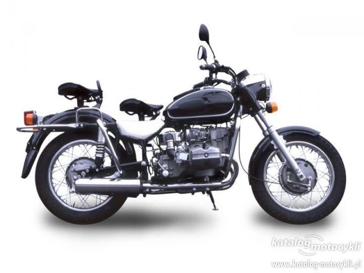 Ural :: Katalog Motocykli