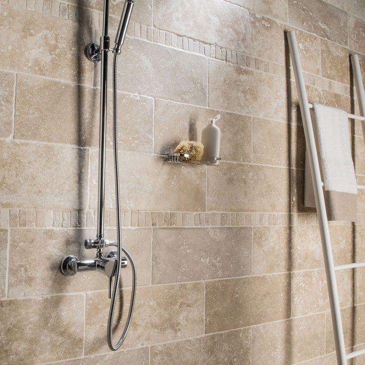 32 best projet salle de bain images on Pinterest Bathroom - Stratifie Mural Salle De Bain