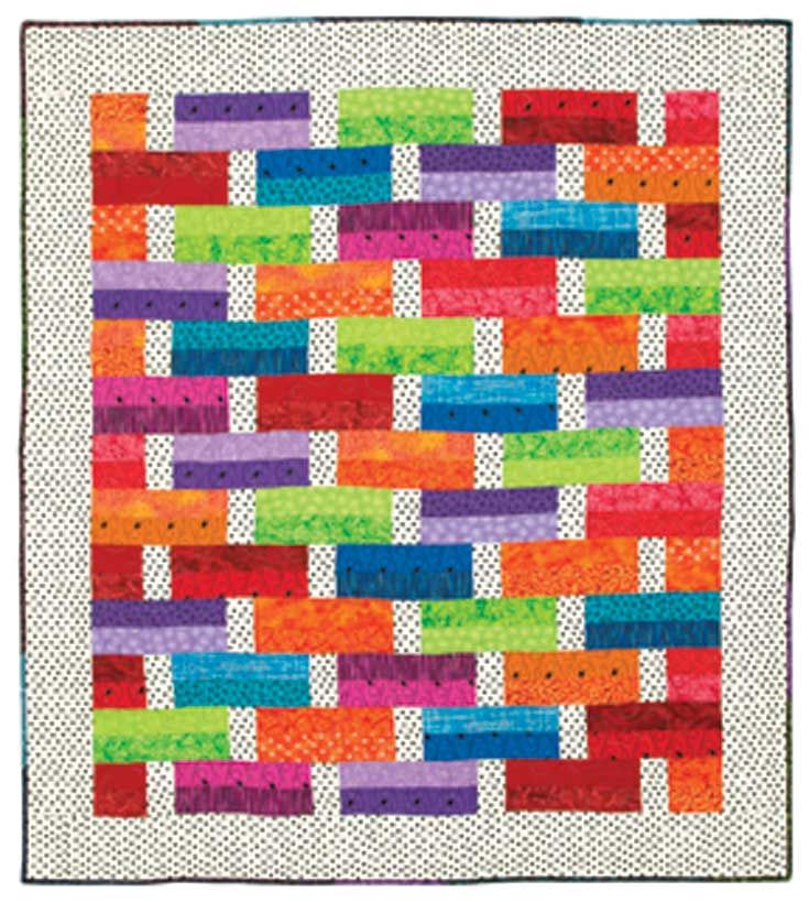 Twisted Rag Quilt Pattern Free : 17 Best images about Jelly roll quilts on Pinterest Quilt, Quilt blocks and Jelly roll race