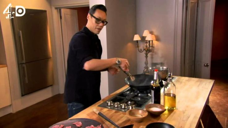 Gok Cooks Chinese | Pork and Ginger Soup | Channel 4 ...