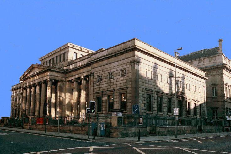 Manchester Art Gallery Manchester. England