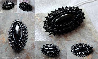 Mój warsztat: haft koralikowy