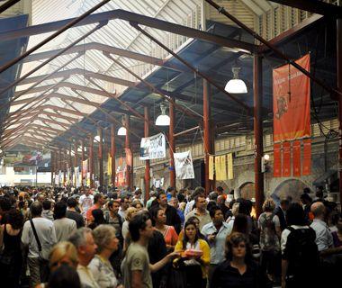 Suzuki Night Market, Melbourne